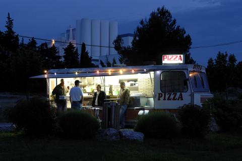 frederic bourcier photographe mystic pizzas fine art camion pizza 2