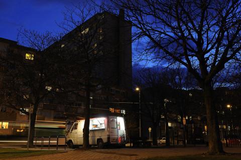 frederic bourcier photographe mystic pizzas fine art camion pizza 9