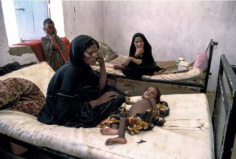 fred-bourcier-photographe-reportage-mauritanie-camp-de-refugies-dispensaire-medical