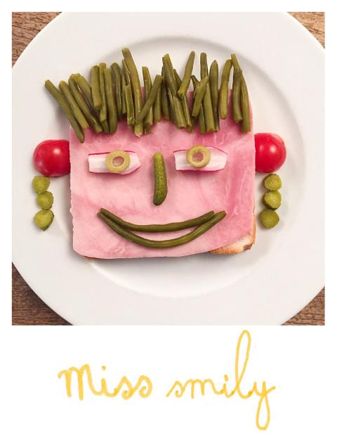Miss-smily