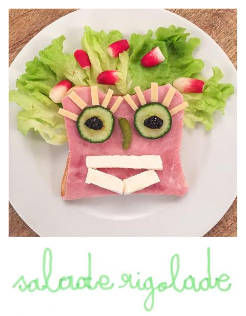 Salade-rigolade